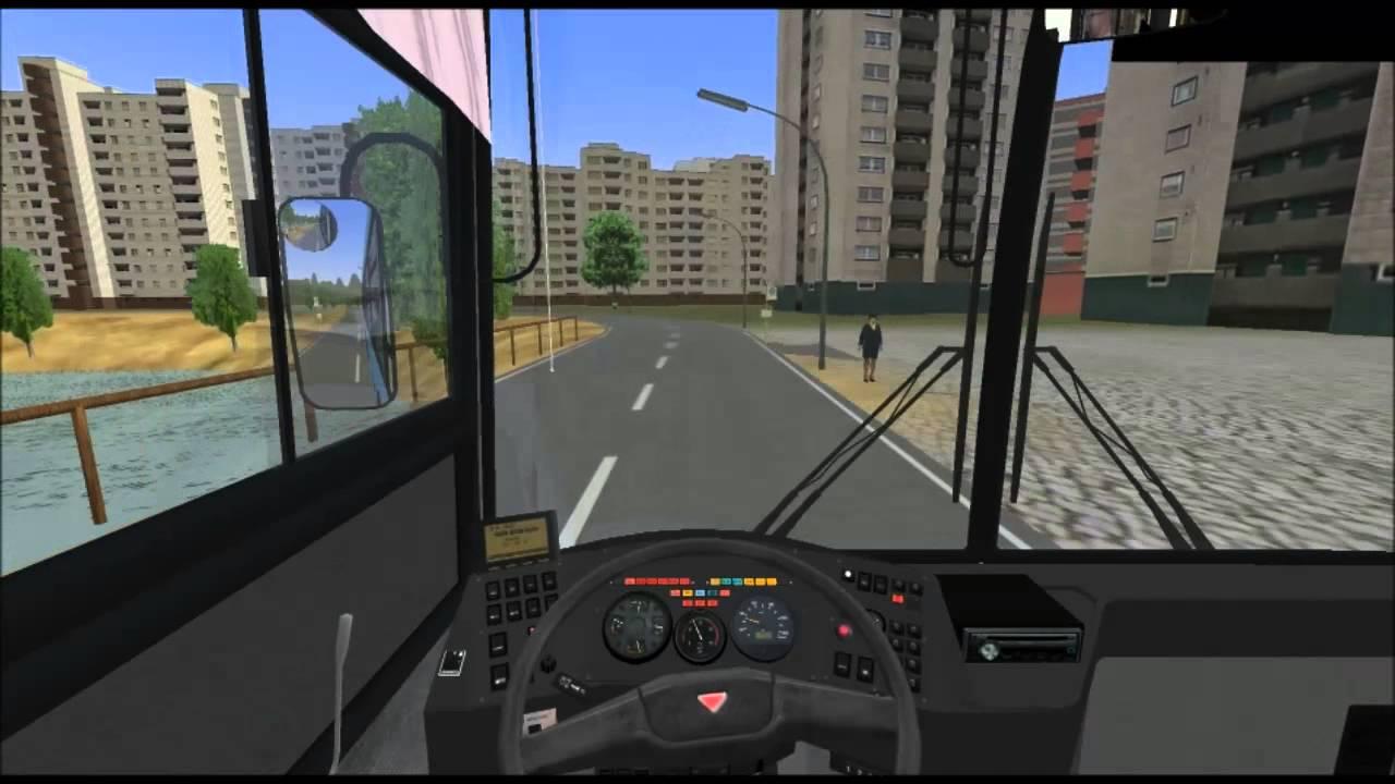 Omsi simulador de nibus auto estrada v 2 0 youtube for Simulador de cocinas integrales online