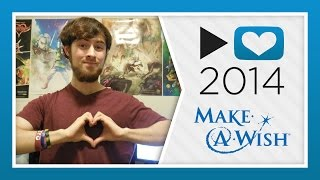 P4A 2014 - Make-A-Wish | My Heart Transplant Story