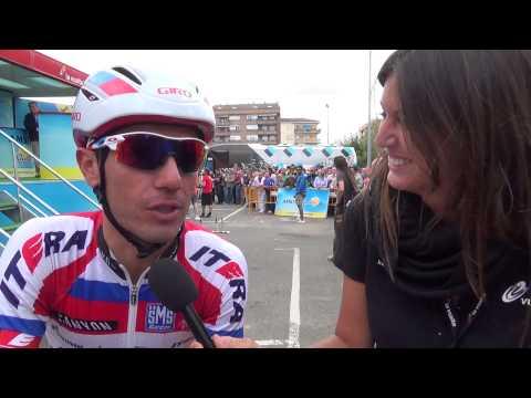 La Vuelta 2013 |  Etapa 17 | Entrevista con Joaquim Rodríguez