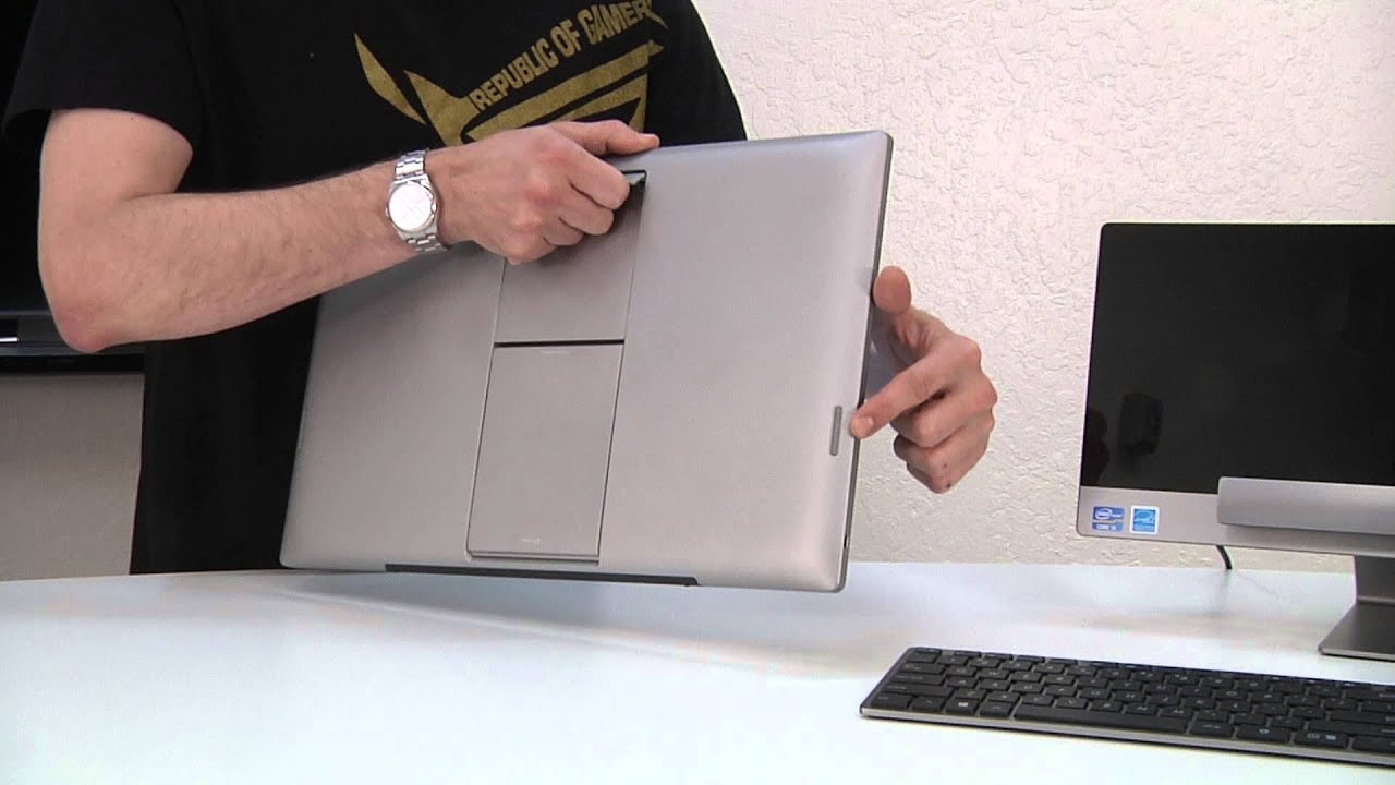 ASUS Transformer All-in-One Overview