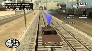 GTA Minimal Skills 13 San Andreas (Ryder Mission 2