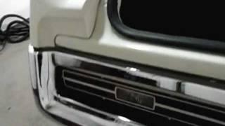 1970 AMC Rebel Machine, R/W/B, 4 Speed, Rotisserie Resto