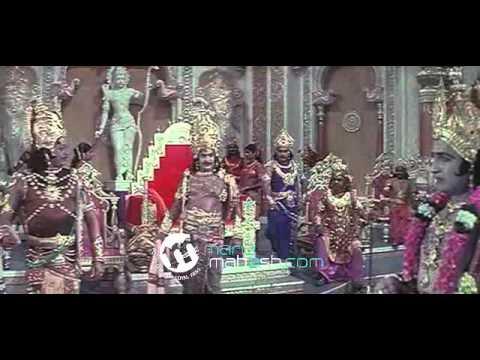 Kurukshetram (1977) -- Telugu Full Movie Part-7 MANAMAHESH.COM