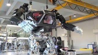 Next generation robot Supersized humanoid 2017