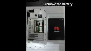 How To Root HUAWEI Ascend Y210D Y210-0200