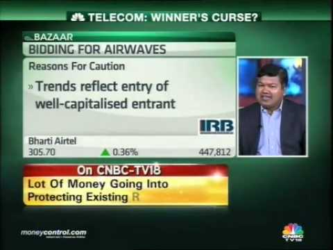 Will costly spectrum auction result in tariff hike? -  Part 1