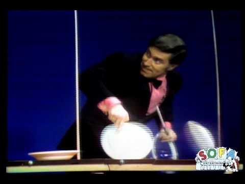 """Erich Brenn """"Plate Spinning"""" on The Ed Sullivan Show"""