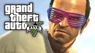 KNIFE PARTY (Grand Theft Auto 5 Online Multiplayer)