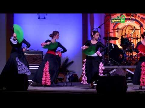 Actuación Grupo de Danzas de la Escuela municipal de Música y Danza de Gines