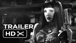 Sin City: A Dame To Kill For Official Trailer #2 (2014