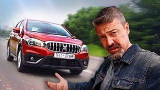 Suzuki SX4 2017 NEW Тест-драйв и обзор Сузуки СХ4. Честный тест драйв  Иван Зенкевич Pro Автомобили Иван Зенкевич