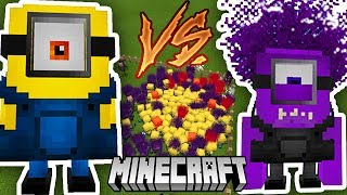 100 CON MINIONS XUẤT HIỆN TRONG MINECRAFT!!