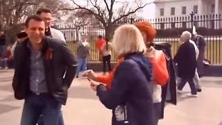 Turiști ruși huiduiți în Washington