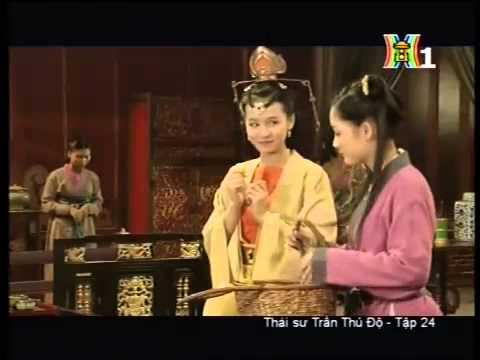 phim truyện Thái sư Trần Thủ Độ Phim VN   tập 24