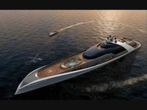 Future Yachts Of 2050