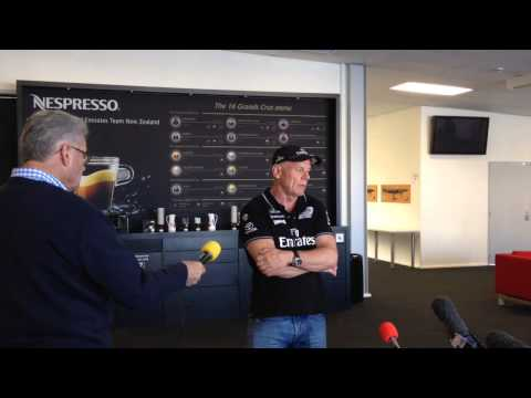 Emirates Team NZ Media Conference June 13, 2014