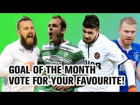 Goal of the Month - March 2014