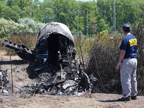 NTSB: 'Trying to Locate Cockpit Voice Recorder'