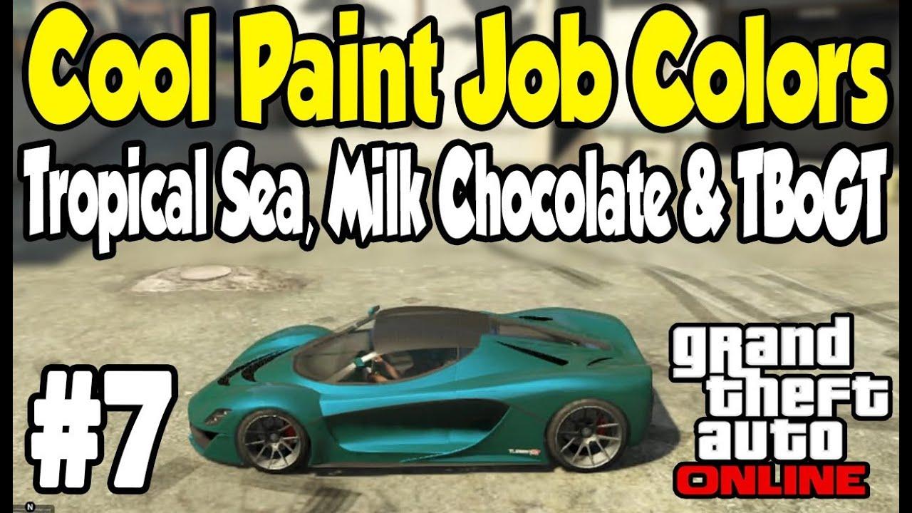 Gta V Chocolate Milk