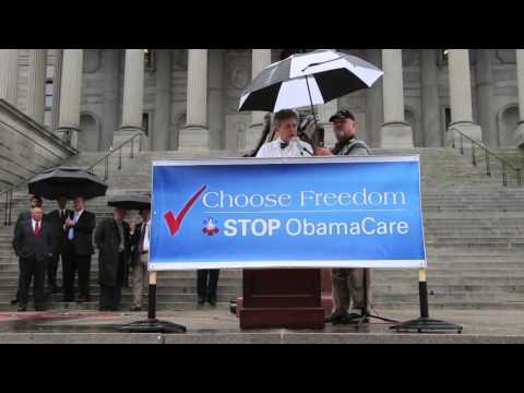 Nullify ObamaCare: Tom Kendall, MD