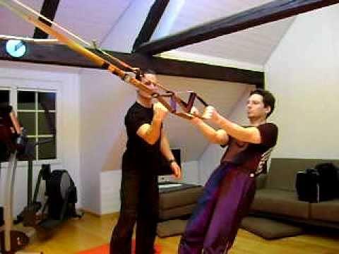 Training Am T Rex Mit Personal Trainer Keren Lopata Youtube