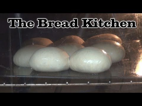 Breadmaking Basics 5: Proving, Glazing and Baking Bread