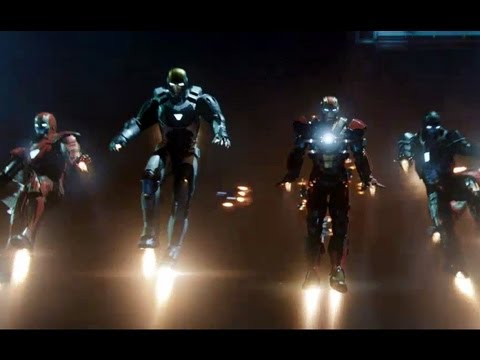Iron Man 3 - Official Trailer #2 (HD) -ZiU_8qZLFOs