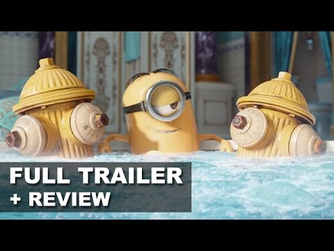 Minions 2015 official trailer trailer review beyond - Saloni serie indienne ...