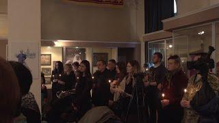 Вечір пам'яті мужніх захисників України — «Кіборгів» з Донецького аеропорту