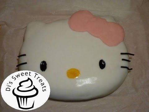 Hello Kitty Cake- Di's Sweet Treats