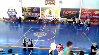 """National League - 3 match for 3 place: """"Caspiy"""" - """"Tobol"""""""