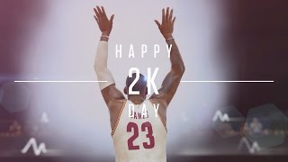 NBA 2K17 - Happy #2KDay