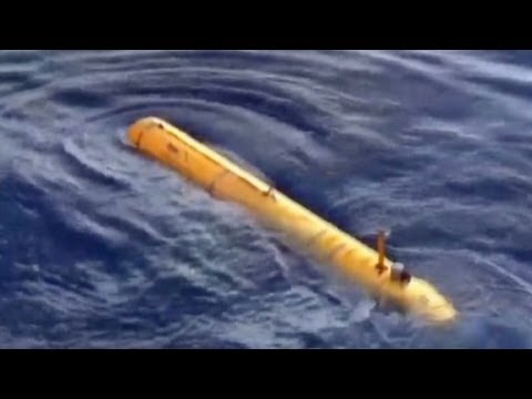 U.S. Navy: MH370 pings not from black box