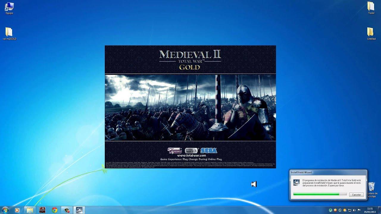 medieval total war 2 descargar espanol