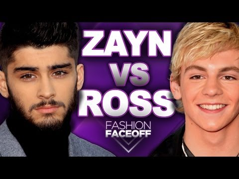 Zayn Malik vs Ross Lynch: Best Style?? - Fashion Faceoff Guys Edition 2014