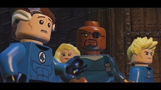 LEGO: Marvel Superheroes Chapter 9: Doctor In The House
