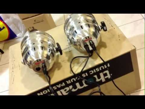 [TEST] Stairville PAR56 LED 3w  ♪♫ Episode 10 ♪♫