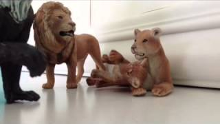"The Lion King Part 1 ""circle Of Life"""
