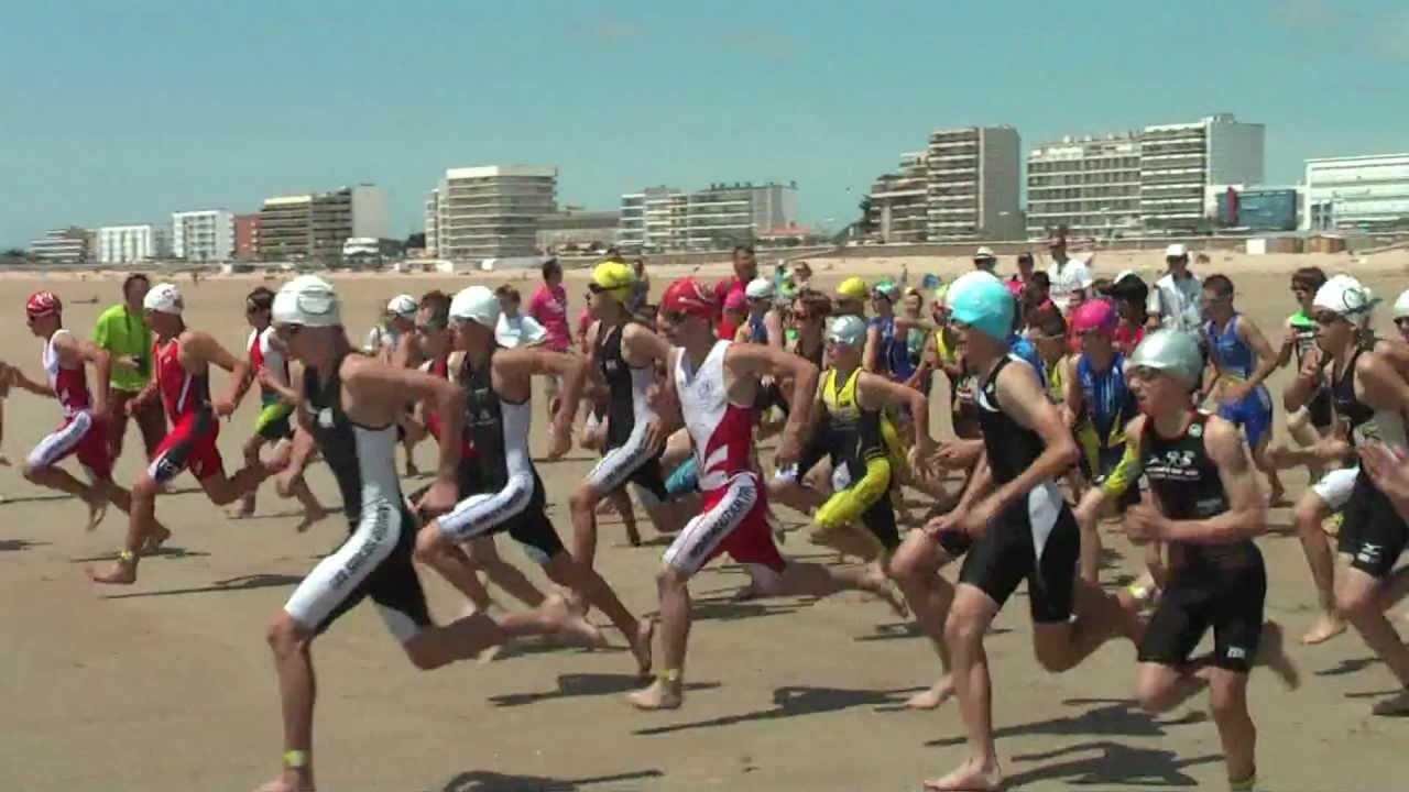 triathlons de st jean de monts 2012 par cormaris triathlon