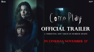 Come Play (2020) Movie Trailer Video HD Download New Video HD