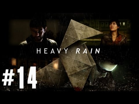 Pause Plays: Heavy Rain - EP14 - Amputation