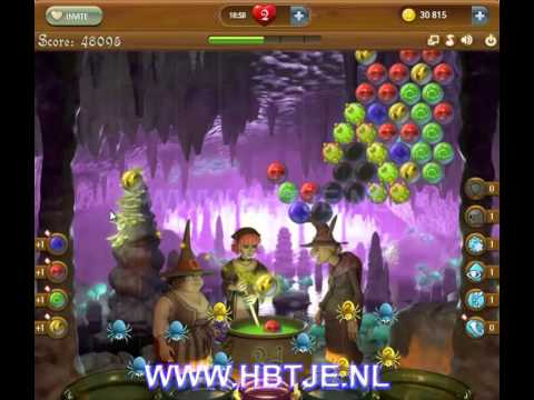 Bubble Witch Saga level 49