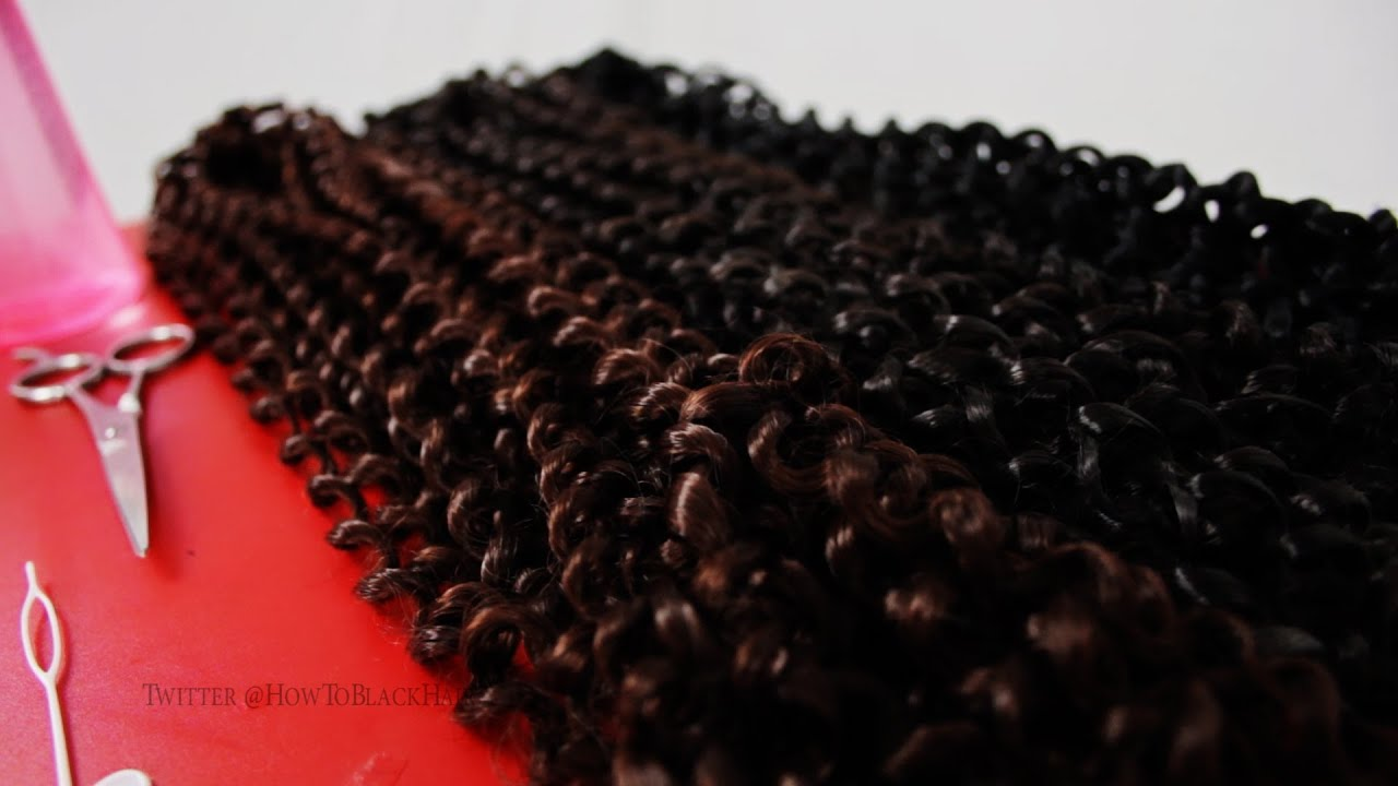 Crochet Hair Hook : Protective Style Latch Hook Crochet Hair Youtube ...