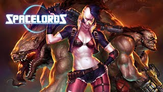 Raiders of the Broken Planet - Wardog Fury Kampány Trailer