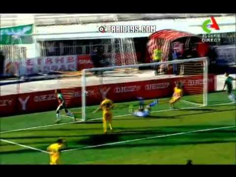 MC Alger 1-0 CA Bordj Bou Arreridj