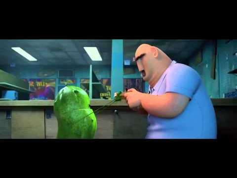 Cơn Mưa Thịt Viên 2 - Cloudy with a Chane of Meatball 2 - Trailer lồng tiếng