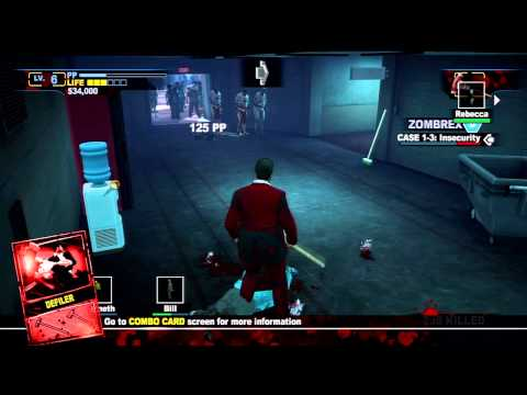 Dead Rising 2: Off the Record - Walkthrough Part 7 - Rebecca Chang (Gameplay & Commentary)