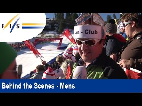 Adelboden - Amazing Race With 40000 Ski Fans - Behind the Scenes