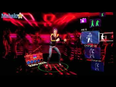 Dance Central - Satisfaction - Hard, How to Dougie: http://bit.ly/DOUGIE http://www.mahalo.com/dance-central-walkthrough Harmonix brings you the next way to interact with your music: Dance Centr...