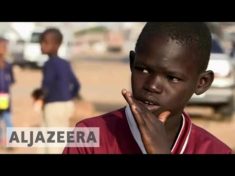 Senegal youth forced to beg on streets
